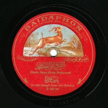 028 AUM 1 A Abou El Ela Mouhamad, Ya Rab Hayyie Lana Min Amrina