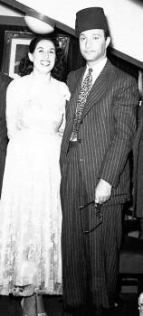 محمد عبد الوهاب وليلى مراد