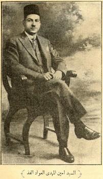 Amin Al Mahdi