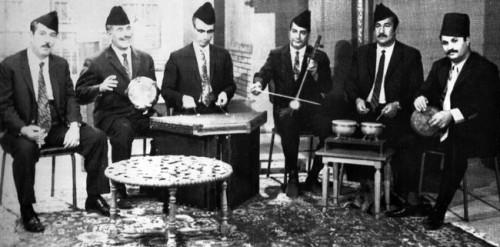 يوسف عمر وفرقة جالغي البغدادي