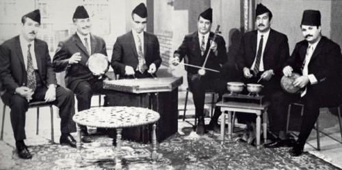 Yūsuf 'Umar & al-Chalghi al Baghdadi Band