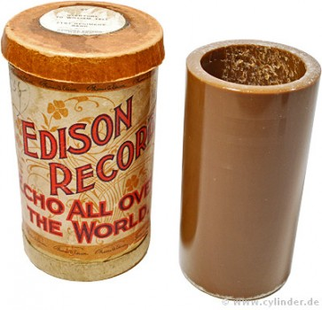 Brown Wax Edison