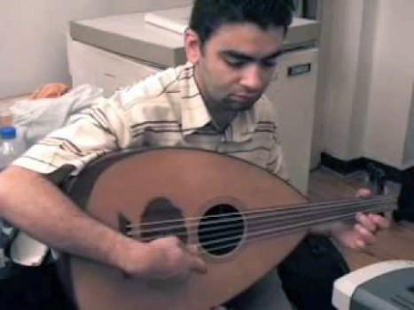 Mustafa Said Practicing